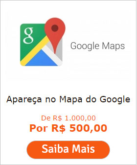 Apareça no Mapa do Google
