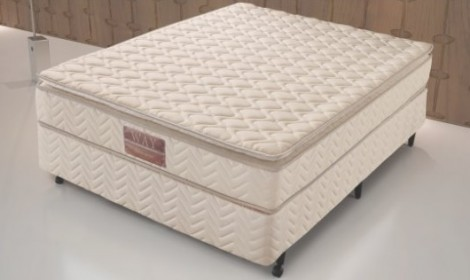 Colch�o Way com pillow top - Americanflex