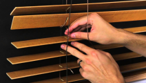 Manutenção em cortinas e persianas