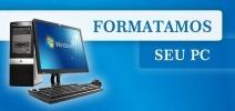PROMOÇÃO EM FORMATAÇÃO EM COMPUTADORES E NOTEBOOKS