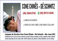 Cone Chinês - São José SC - Fabricação e Venda