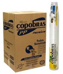 COPO DESCARTAVEL 200ML PP COPOBRAS