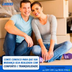 Mudanças Florianópolis