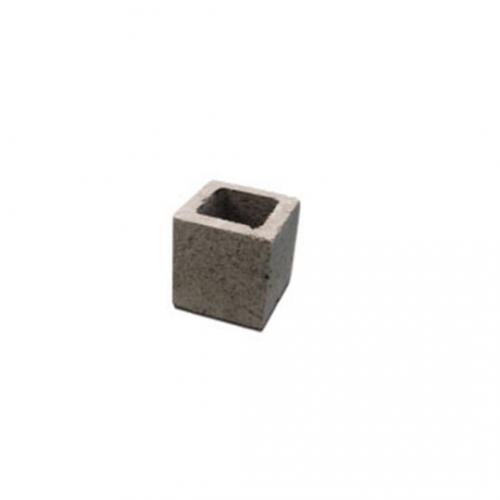 1/2 Bloco de concreto 19x19x19