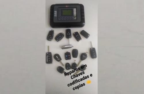 Reparos em Chaves Codificadas e Cópias