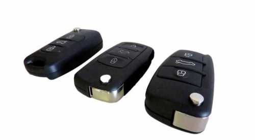 Conserto de Chaves Codificadas e Controle de Alarmes