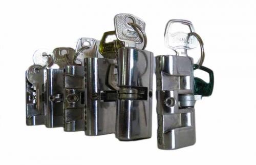 Cilindros para fechadura (miolo)
