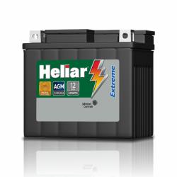Baterias para Motos Heliar