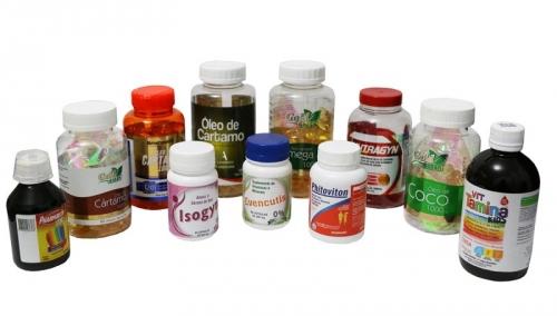 Rótulos para Nutrição