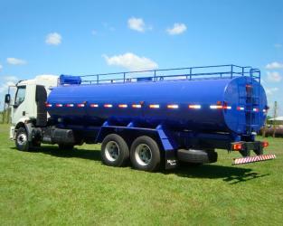 Caminhão Pipa em Goiânia