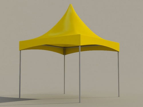 Tenda Tensionada 5x5