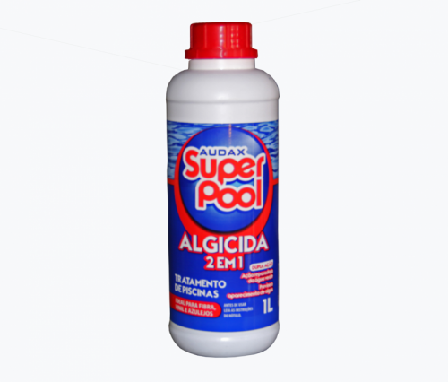 Audax - Super Pool - Algicida