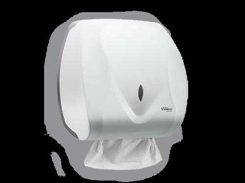 Dispenser para Papel Toalha Interfolhas 2 ou 3 dobras