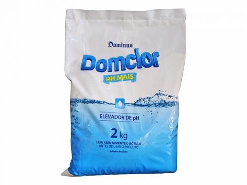 Elevador de pH 2Kg - pH Mais - Domclor Dominus