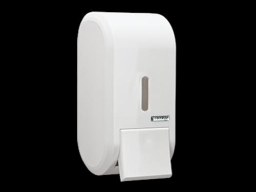 Dispenser Compacta para Sabonete Líquido com reservatório 400ml - Branco