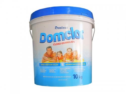 Cloro Granulado 10Kg- Domclor Dominus