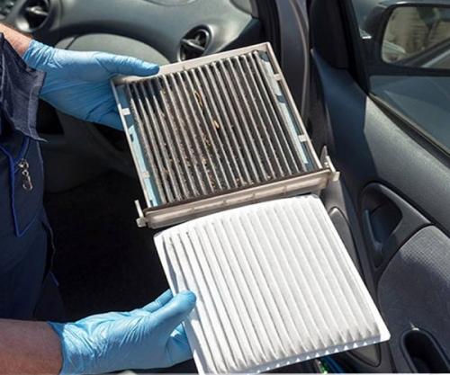 Limpeza e Manutenção em Ar Condicionado Automotivo