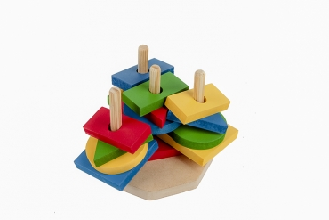 Torre de Forma Geométrica