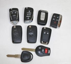 Codificação de Chaves Automotivas