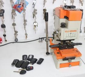 Fabricação e Conserto de Chaves Codificadas