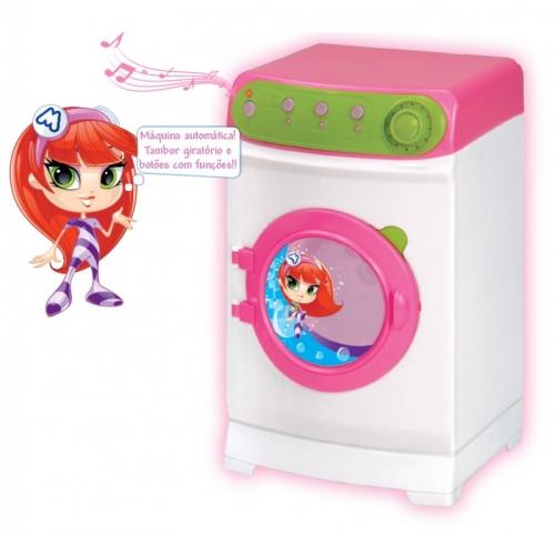 Maquina Lavar Eletrica - Magic Toys