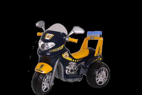 Moto Policia Rodov Federal 6V