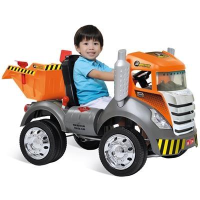 Caminhão Brutos Eletrico  R/C EL 6V - Banderante