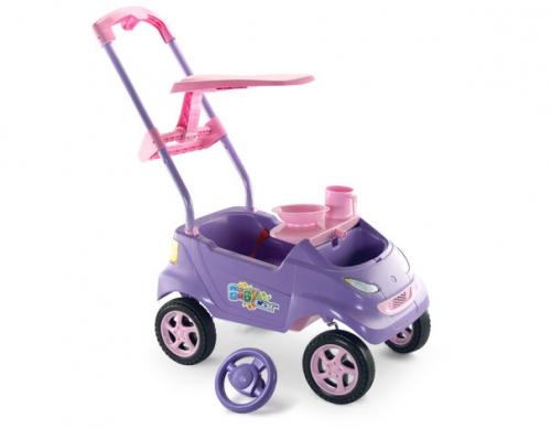 BABY CAR -HOMEPLAY- LILÁS