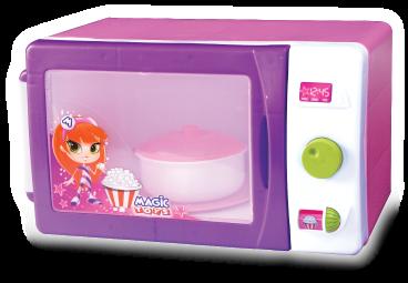 Micro-ondas - Magic toys