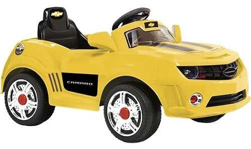 Camaro Eletrico 6v