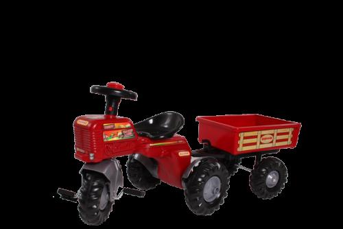 Trator Laser Pedal
