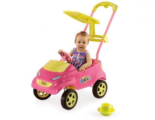 BABY CAR - HOMEPLAY -ROSA