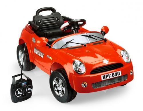 Carro Eletrico Multi 6v Car Home Play