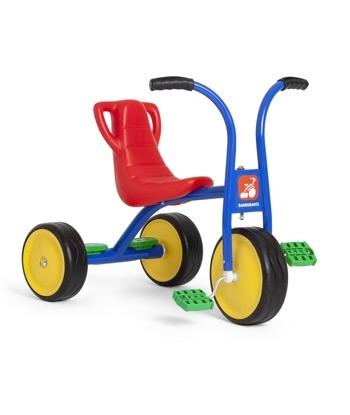 Triciclo Pega Carona Bandeirante