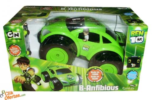 B-Anfibious - Ben 10 - Candide
