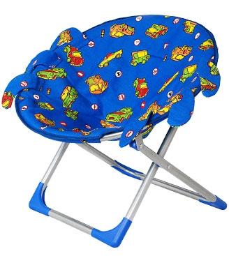 Cadeira Globinho - Azul - Oliveira