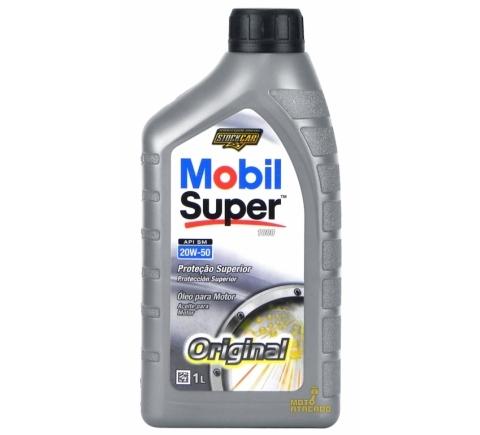 Óleo para motor MOBIL Super 20W-50 Original
