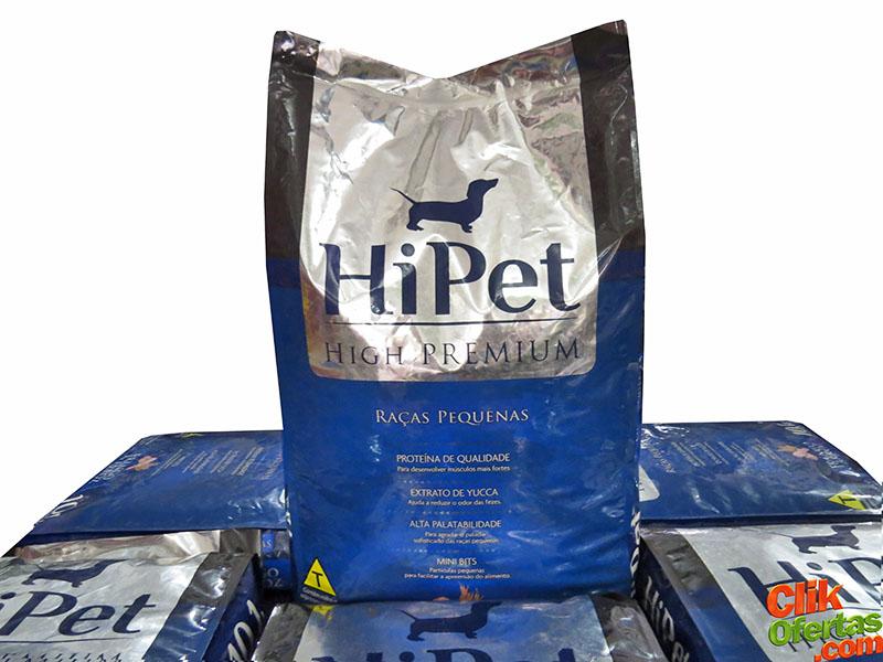 Ração Hi Pet - High Premium para Raças Pequenas