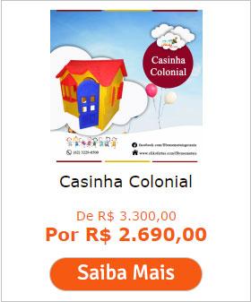 Casinha Colonial