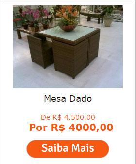 Mesa em Dado