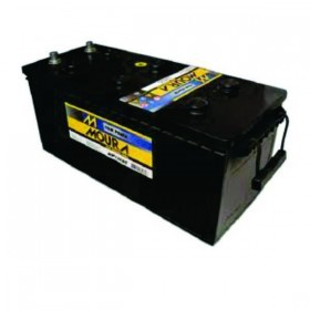 Bateria Moura Prata 12V 200Ah MP200PD Linha Pesada