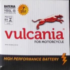 Bateria Vulcania 40A