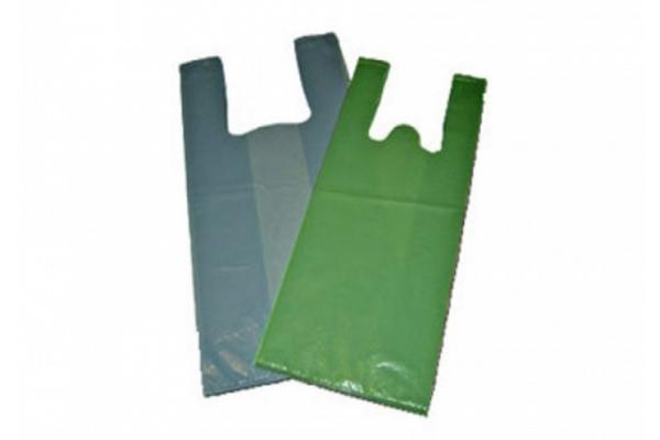 Sacola Plástica Reciclável