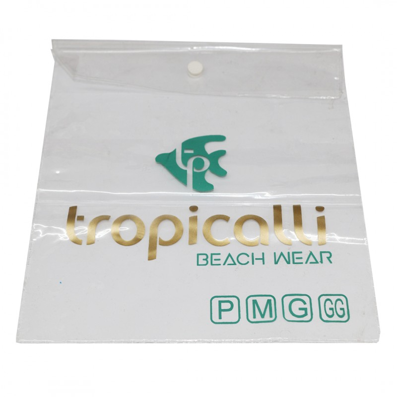 Embalagem Plástica Personalizada no PVC