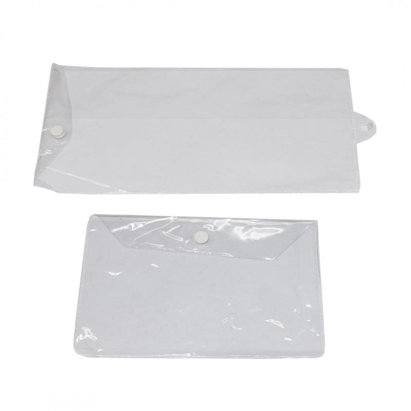 Embalagem Plástica Lisa no PVC