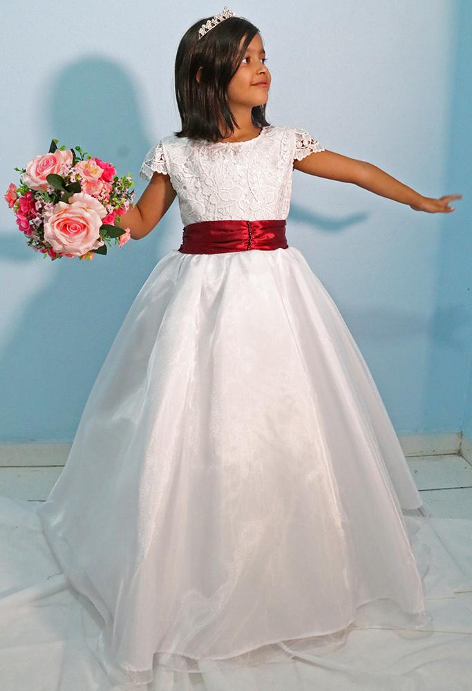 Vestido Daminha de Honra 06