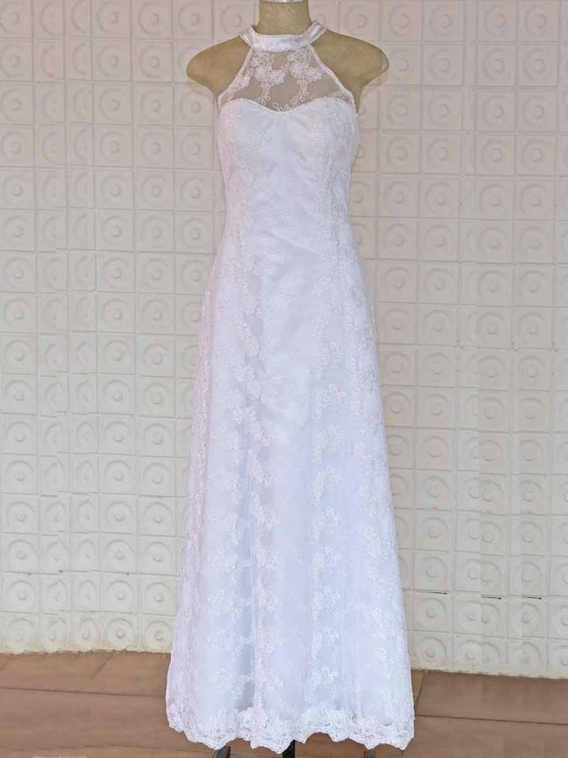 Vestido Casamento Civil - Bruna