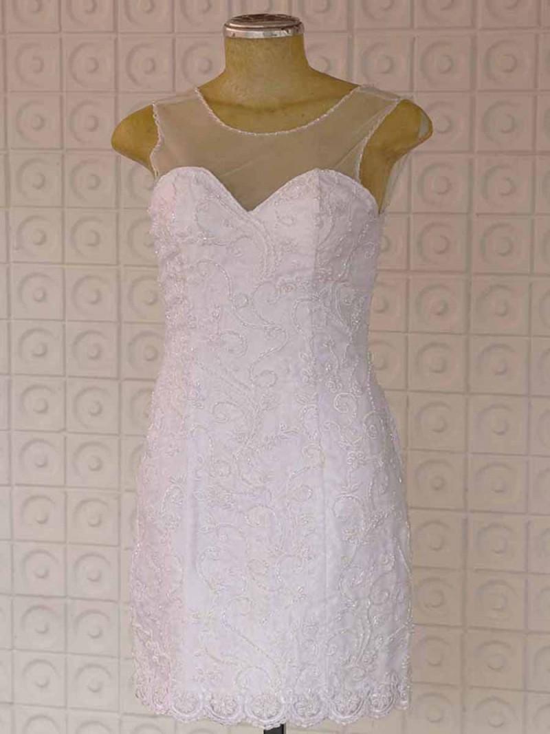 Vestido Casamento Civil Luana