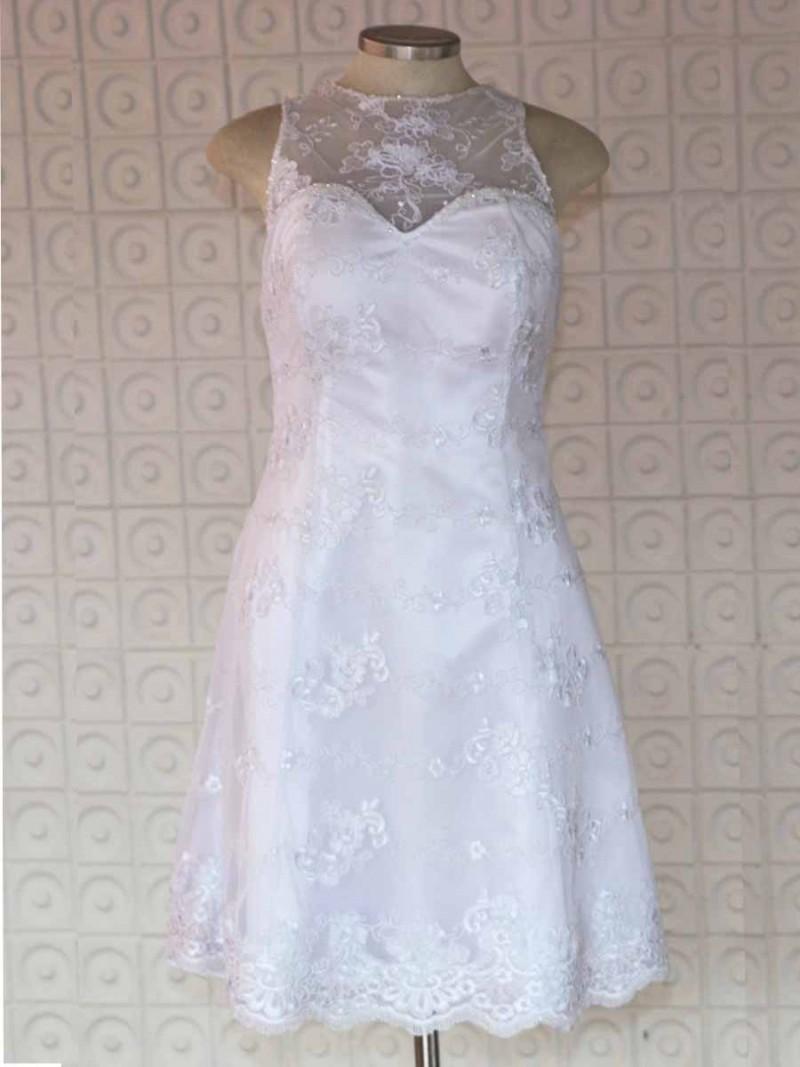 Vestido Casamento Civil Hiade