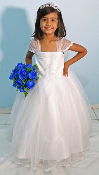 Vestido Daminha de Honra 05